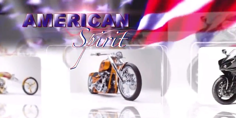 Ultracool featured in the American Spirit Show, on Discovery Channel