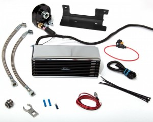 reefer oil cooler kit