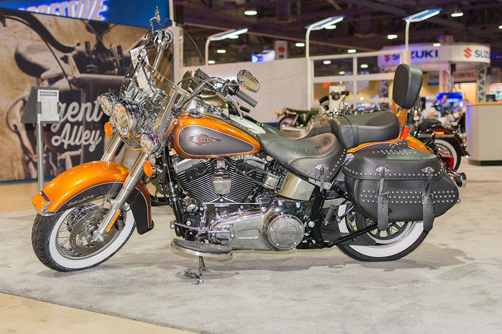 Tips for Clean, Mean 2015 Harley-Davidson Motorcycles