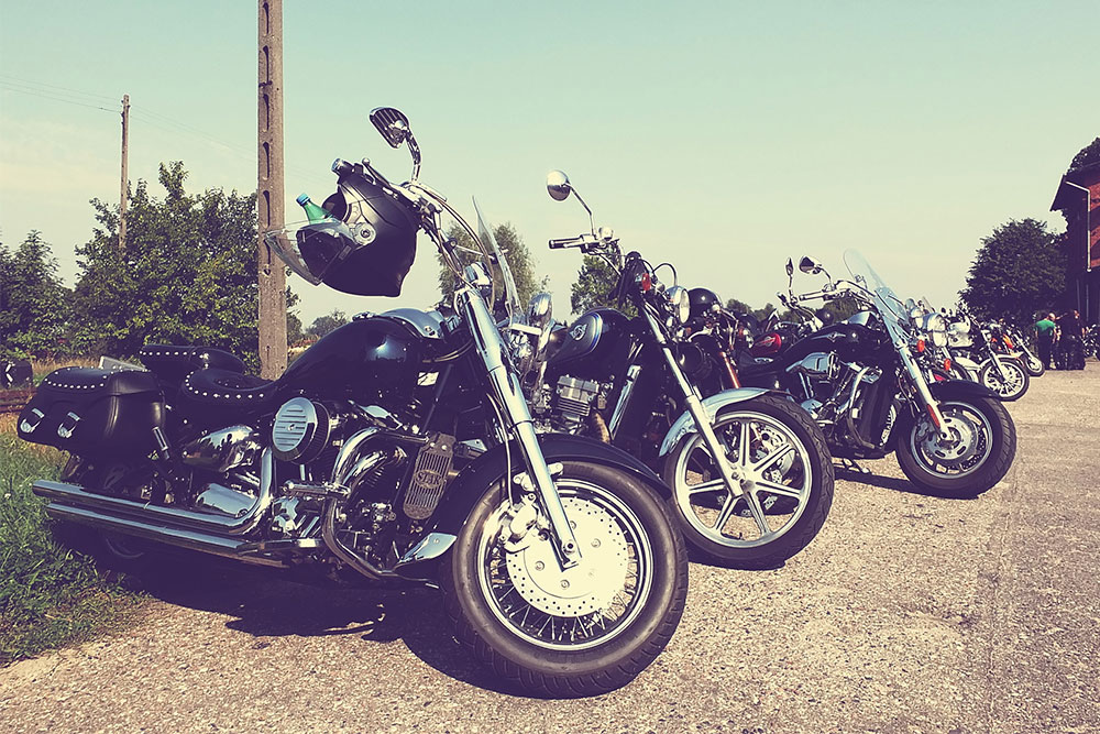 Motorcycle Trips and Routes in California