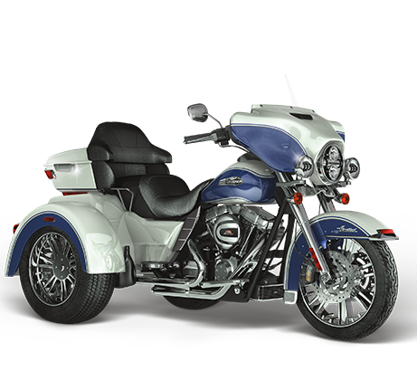 Trike 2009 - Present Harley Oil Cooler