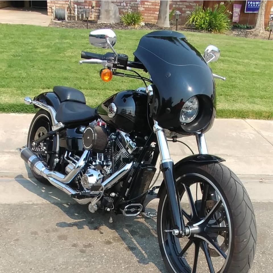 Brand New Harley